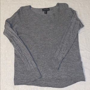 Gray Cynthia Rowley Sweater
